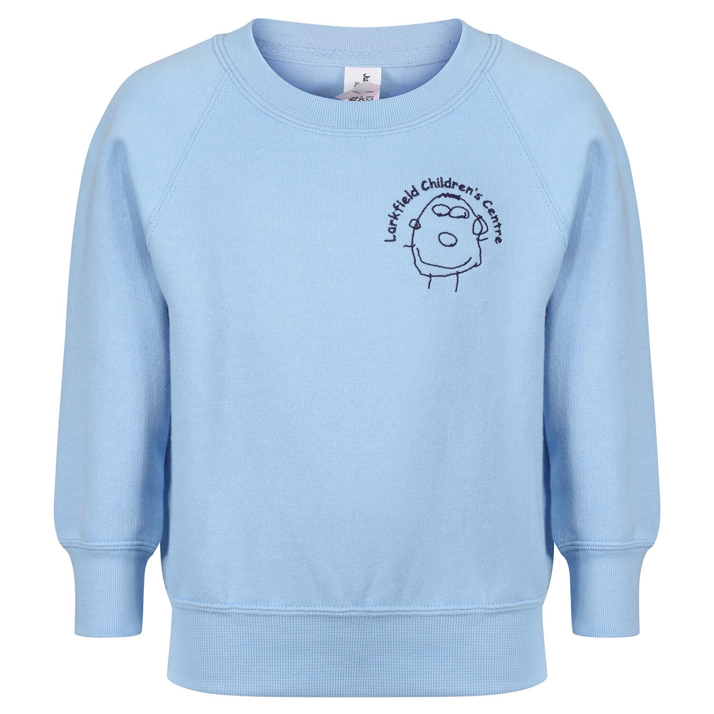 Larkfield Children's Centre Sweatshirt (choice of colours) ON SALE - 50% OFF