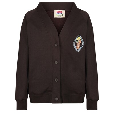 St Francis Primary Sweatshirt Cardigan