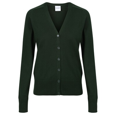 St Stephen's High Girls Knitted Cardigan