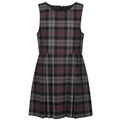 Whinhill Primary Tartan Pinafore