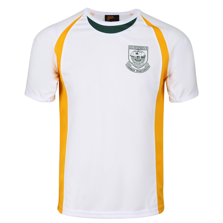 St Stephen's High PE T-shirt