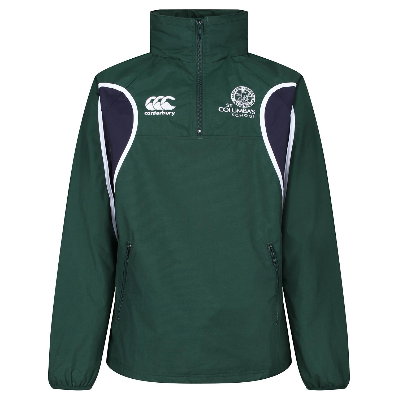 St Columba's School PE Rain Jacket (J4-S6)