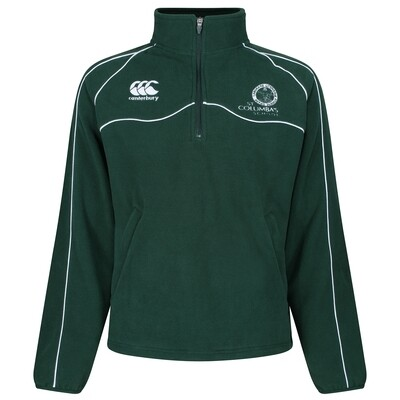 St Columba's School Girls 'Fleece' Track Top (J4-S6)