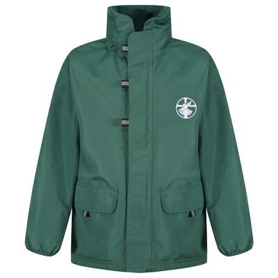 St Columba's Junior School Heavy Rain Jacket (Early Years-J6)