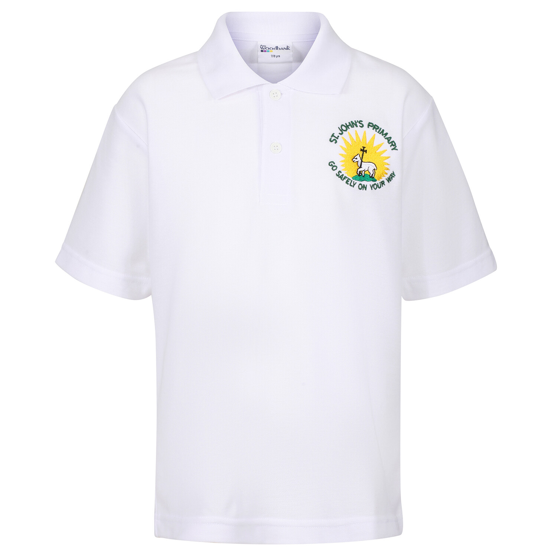 St John's Primary Poloshirt