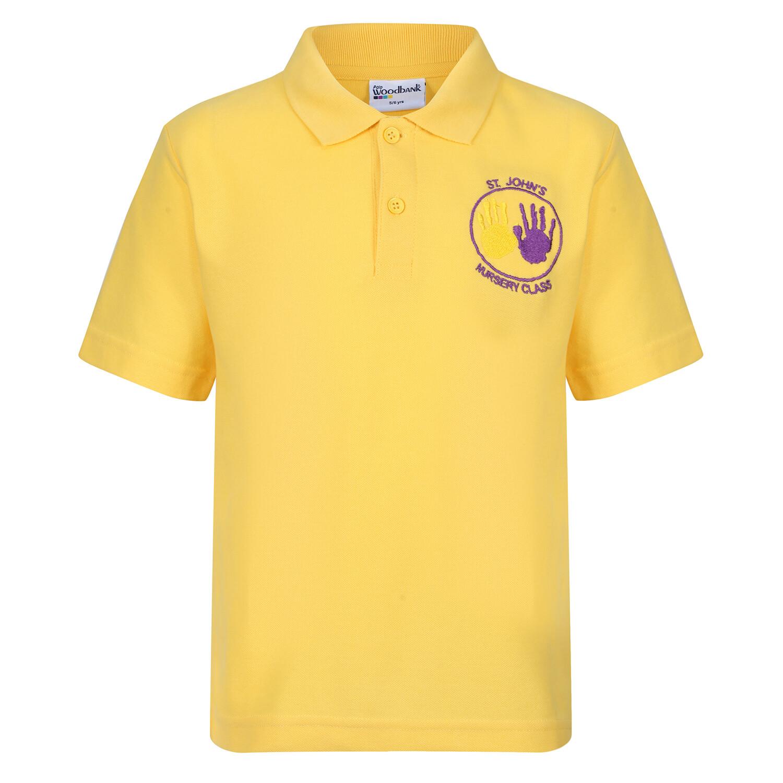 St John's Nursery Poloshirt