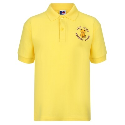 Lady Alice Nursery Poloshirt (choice of colour)