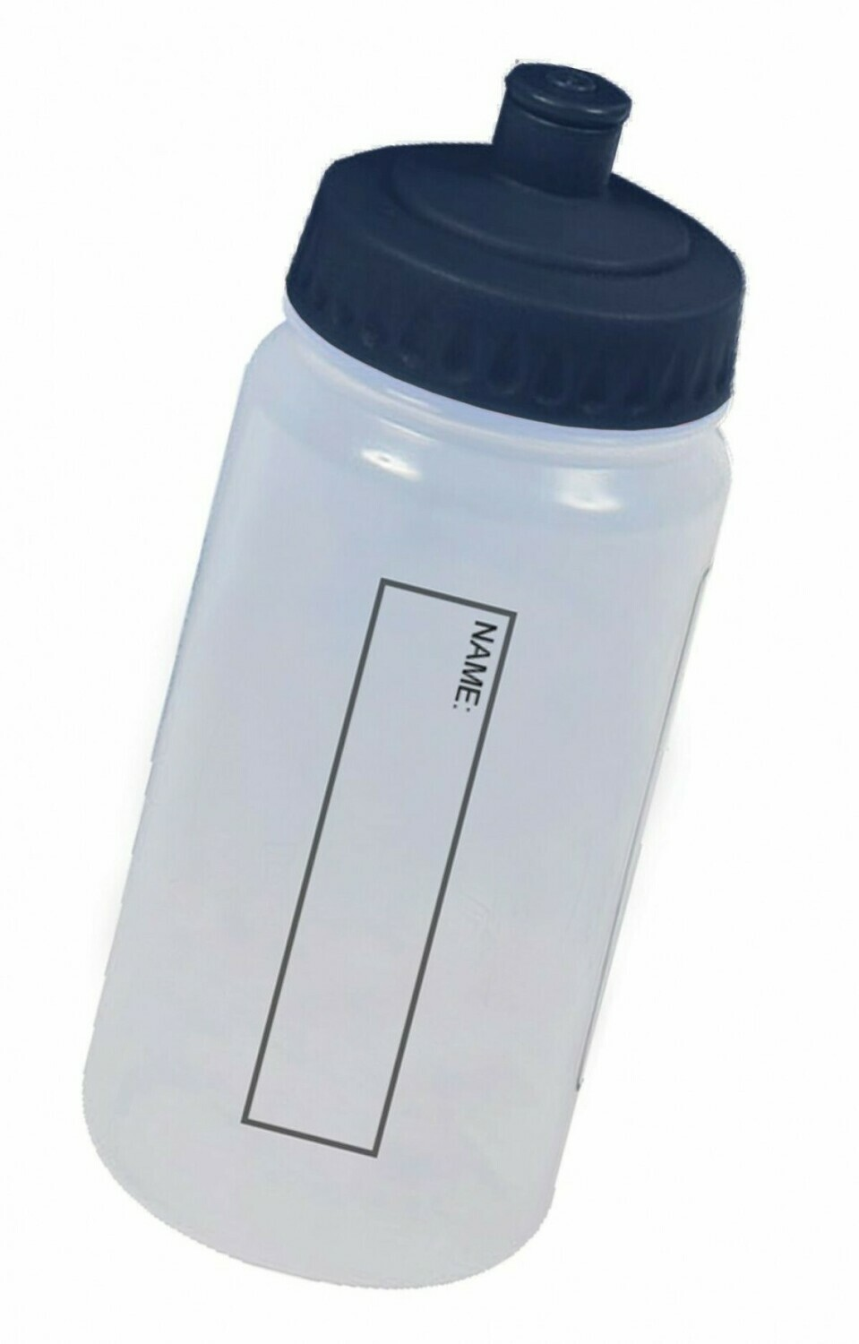 Water Bottle (With Navy Lid) 'Best Seller'