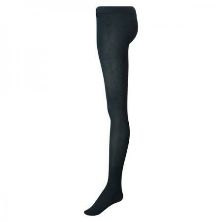 Cotton Tights in Navy by Pex (2 Pair Pack) 'Best Seller'