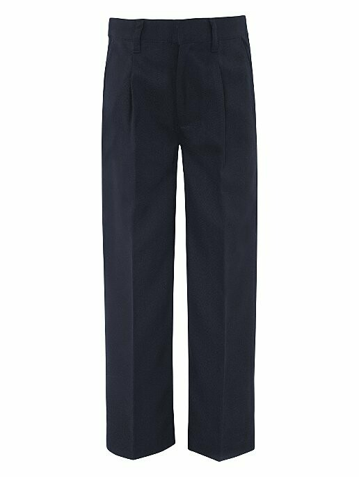 Primary School Classic Fit Trouser in Navy (Age 4 to Age 13)