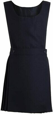 Bib Top Pinafore (Navy)