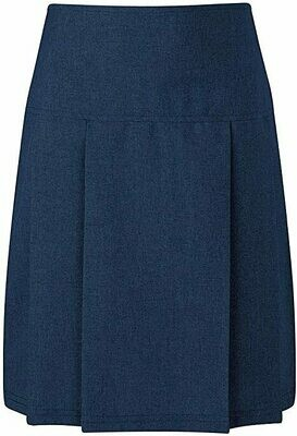 Primary School 'Banbury' Pleated Skirt in Navy (From Age 3-4) 'Best Seller'