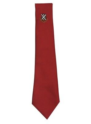 Dunoon Grammar Red Tie (S1-S2)