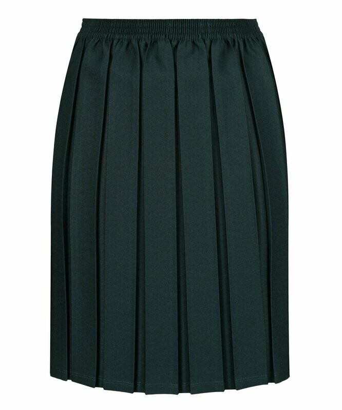 St Columba's School Early Years 'Box Pleat' Skirt