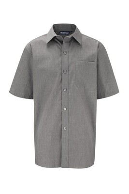 Short Sleeve Shirt in Grey for Boys by Banner