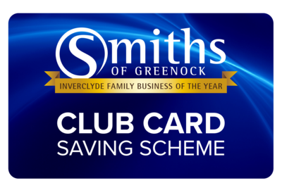 Club Card Saving Scheme