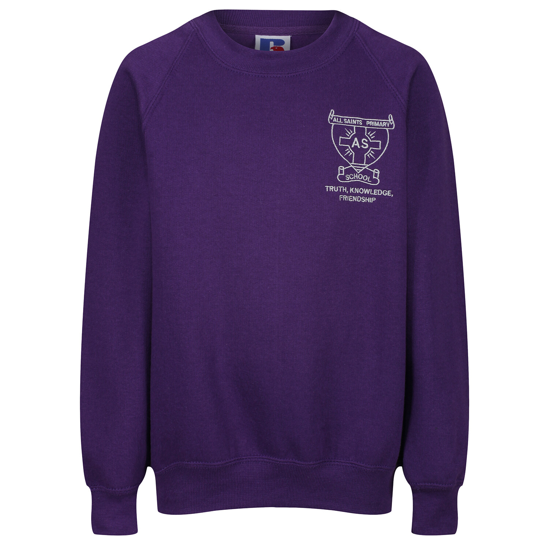All Saints Primary Sweatshirt