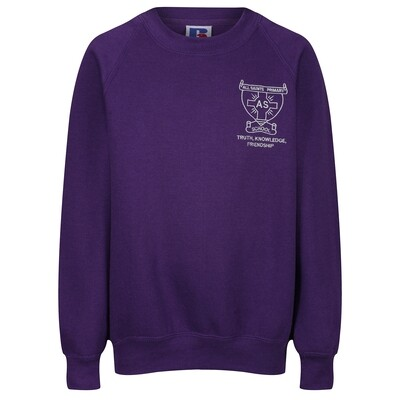 All Saints Primary Sweatshirt