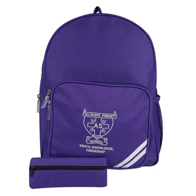 All Saints Primary Backpack