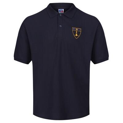 Inverclyde Academy PE Polo Shirt (Navy) for Boys