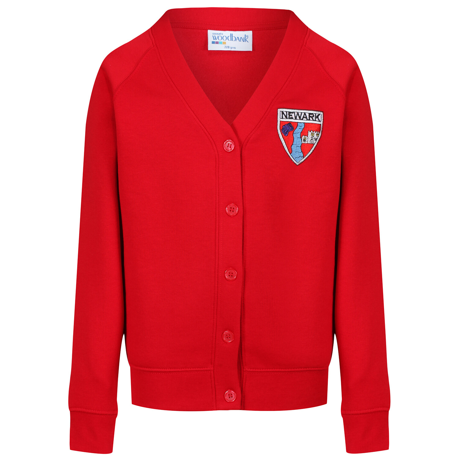 Newark Primary Sweatshirt Cardigan
