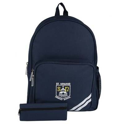 St Ninian's Primary Backpack