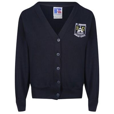 St Ninian's Primary Sweatshirt Cardigan