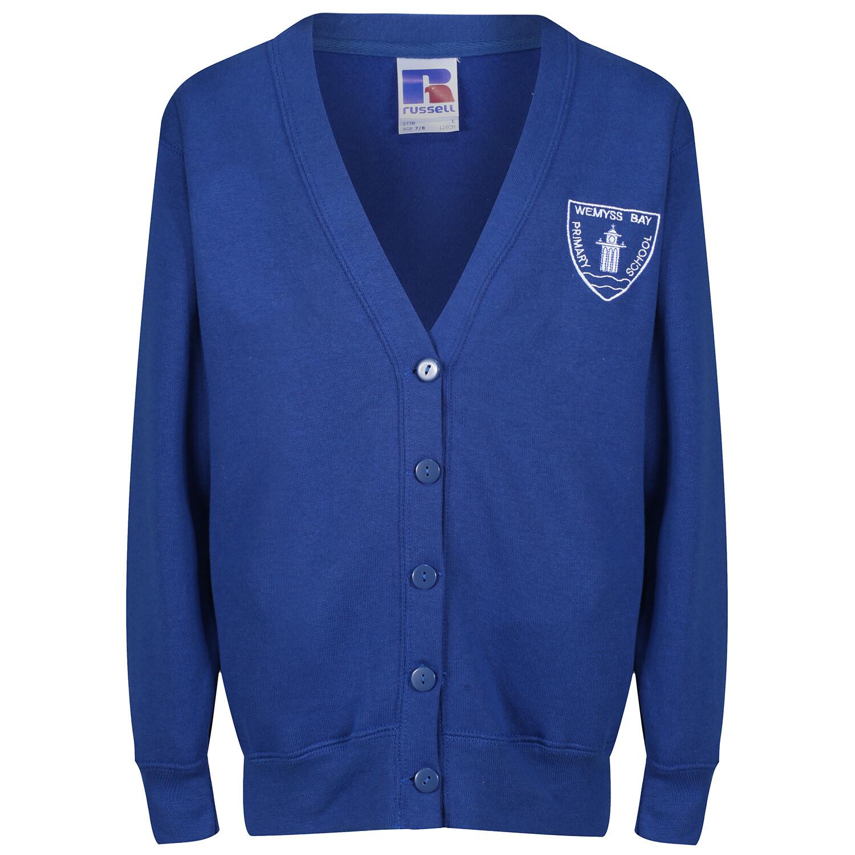 Wemyss Bay Primary Sweatshirt Cardigan