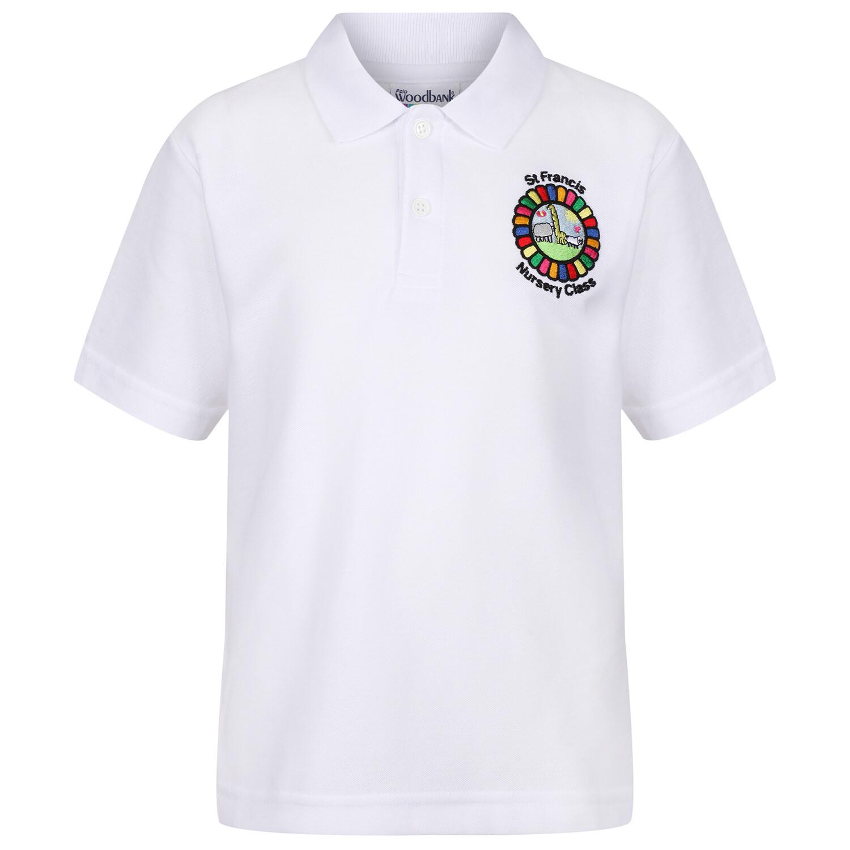 St Francis Nursery Poloshirt