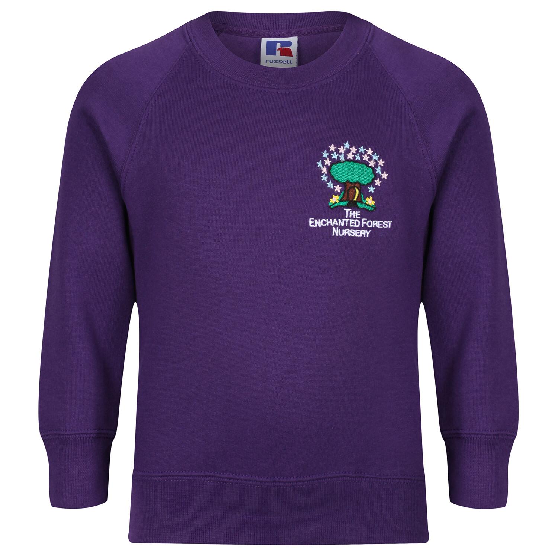 Enchanted Forest Nursery Sweatshirt
