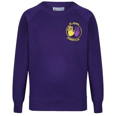 St John's Nursery Sweatshirt