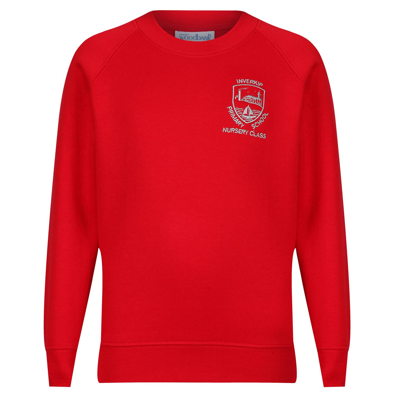 Inverkip Nursery Class Sweatshirt
