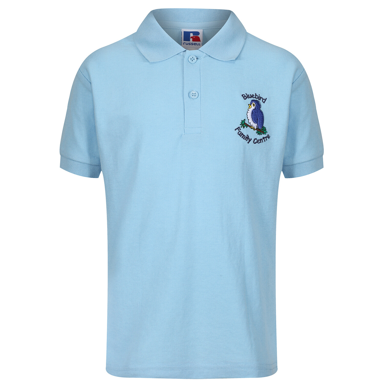 Bluebird Family Centre Poloshirt (choice of colours)