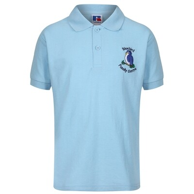 Bluebird Family Centre Poloshirt (choice of colours)