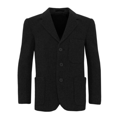 Wool Blazer (Unisex) (choice of 6 colours)