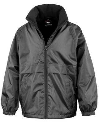Lightweight fleece lined Jacket (choice of colour)