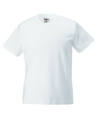 Plain Cotton PE T-Shirt (choice of colours)