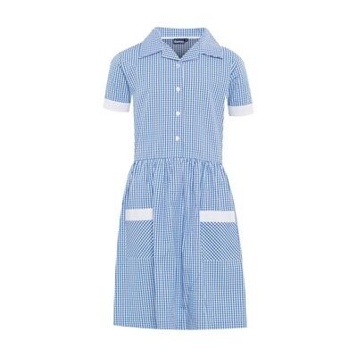 Summer Dress 'Ayr' Gingham Dress (choice of colours)