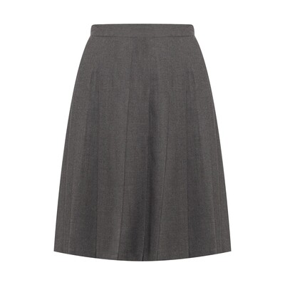 'Davenport' Pleated Skirt (choice of colour)