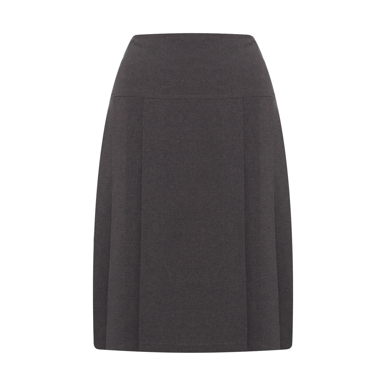 'Henley' Pleated Skirt (choice of colours)