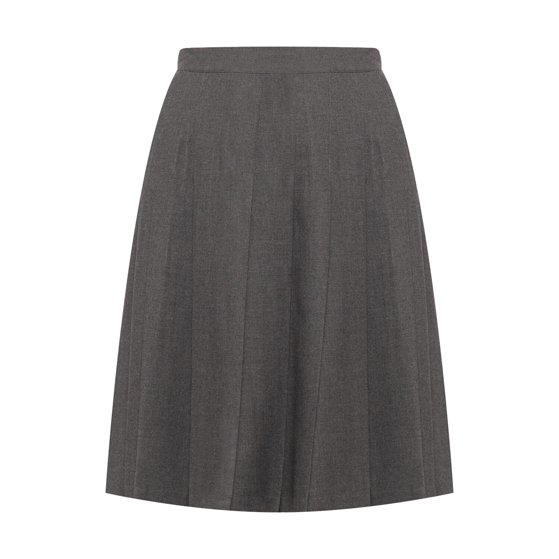 'Davenport' Pleated Skirt (choice of colour)