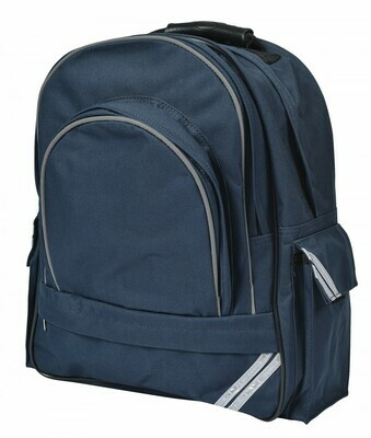 School Backpack (choice of colours)