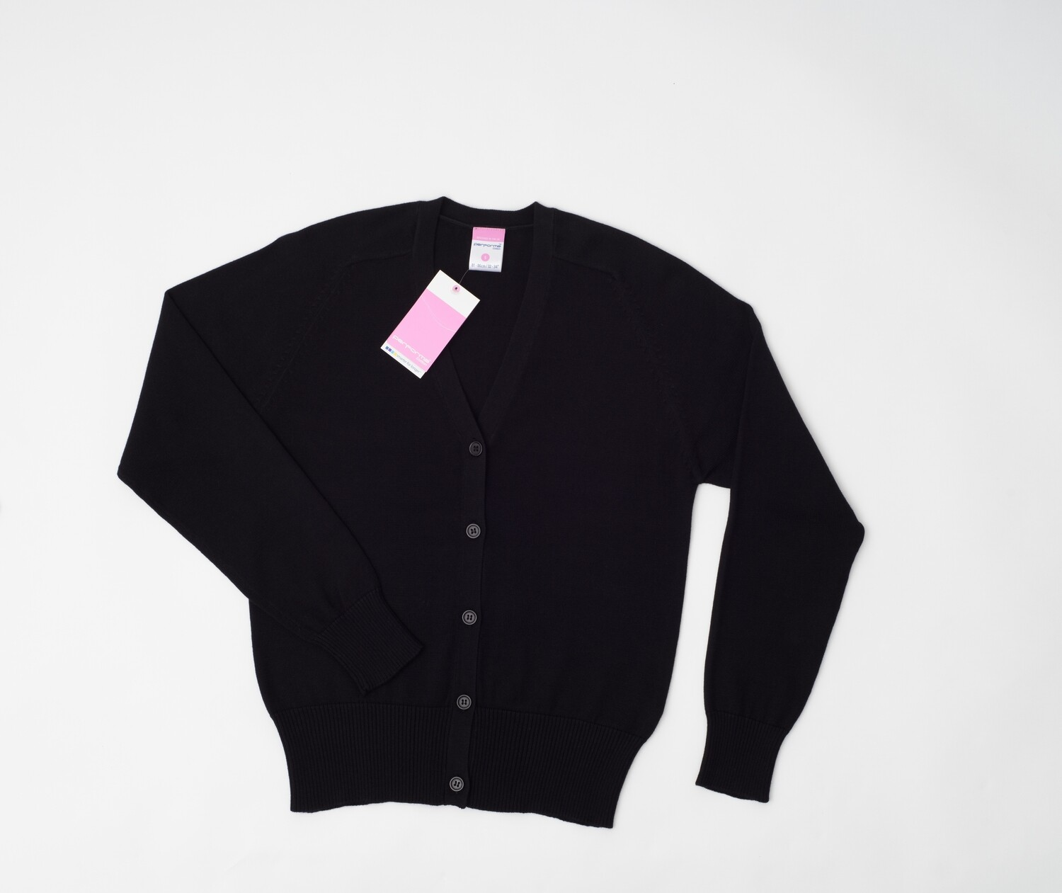 Girls Cotton Cardigan (choice of colours)