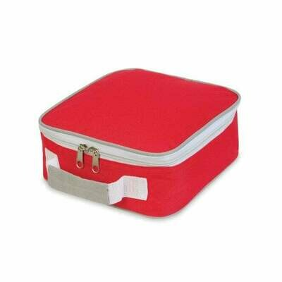 Lunch Box In Red