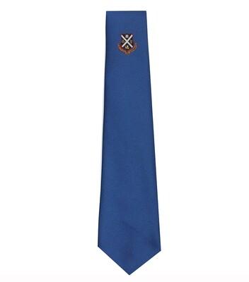 Dunoon Grammar Royal Blue Tie (S3-S4 Pupils)