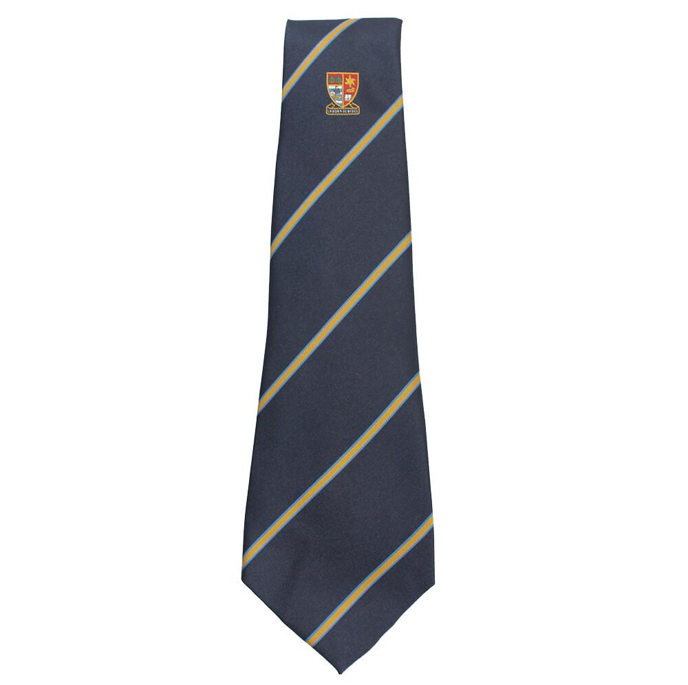 Largs Academy School Tie (S6)