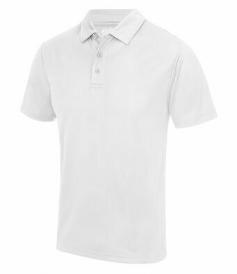 Plain 'Breathable' Polo Shirt (choice of colour) (RCSS288X)