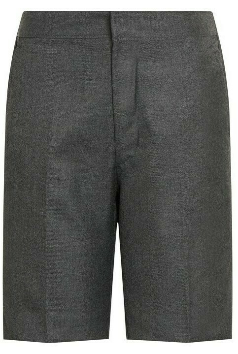 'Bermuda' School Shorts by Trutex in Grey (Early Years-J6)