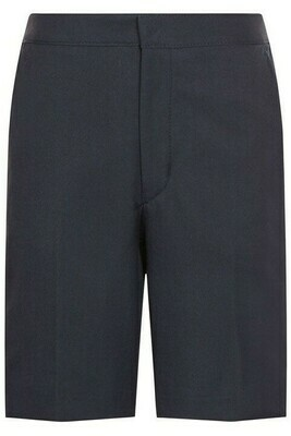 'Bermuda' School Shorts by Trutex in Navy (Age 4-13)