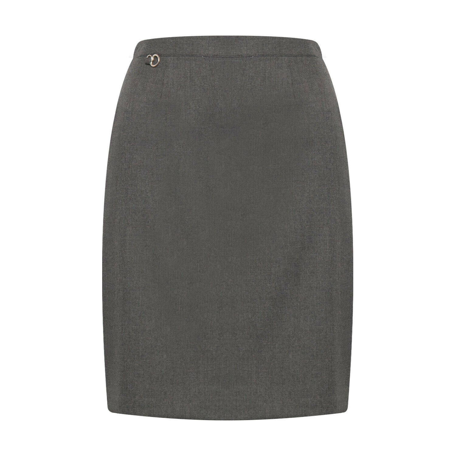 Primary School 'Amber A-Line' Pleated Skirt in Grey (From Age 3-4) 'Online Exclusive'